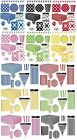 SPOTS & STRIPES Tableware, Decorations, Balloons & Party Ranges (Polka Dots)