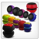 3.5mm PORTABLE RECHARGEABLE CAPSULE SPEAKER FOR FOR LATEST MOBILE PHONES