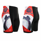 FIXGEAR womens Ladies Bike cycling Bicycle wear 3D Gel 20mm padded shorts XS~2XL