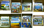 Bulk lots of 100 Mixed Postcards by Country Choice of lots Ideal for reselling