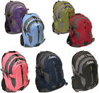 ANDES 35 LITRE CAMPING RUCKSACK/BACKPACK HIKING TRAVEL BAG SCHOOL