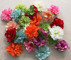Wholesale wild peony Silk Flower Heads Wedding bride decor 8 color choice