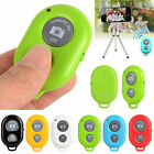 Wireless Bluetooth Camera Remote Control Self-timer Shutter For iPhone Samsung N