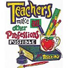 TEACHERS T-SHIRT (UNISEX FIT)  OCCUPATION PROFESSION TEACHING