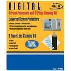 Sakar 3pc. Lens Cleaning Kit with Screen Protector