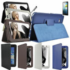 For Samsung Galaxy Tab 2 7.0 P3110 PU Leather Case and Flip Stand+Pen+Flim