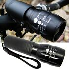 Bicycle Cycling 240 Lumen Q5 LED Front Head Focus Flashlight Lamp Torch 5 Mode