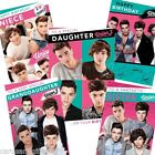 Union J Greeting Card Cards Josh Jaymi JJ George - For Female Relations/General