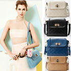 New Womens Genuine Leather Handbag Lady Fashion Shoulder Bags Purse Satchel Hobo
