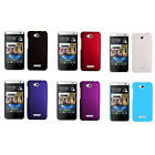 Hard Rubberized Matte Snap-On Slim Cover Case for HTC Desire 616
