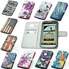 For Samsung Galaxy Express GT-i8730 wallet leather case cover skin