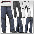 Icon Overlord CE Knee Loose Fit Motorcycle Street Touring Overpant Men Pant