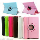 360 Degree Rotating Leather Case For ipad Mini Smart 2/3/4 Air 5th Stand Gen New