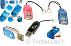 7 in 1 USB 2.0 External Micro Mini Memory Card Reader SD TF SDHC Stick Adapter