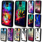 New for Samsung Galaxy S3 S4 S5 Case Cover Vogue Dreamy Scenery Phone Hard Skin