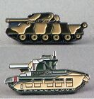 British Army Tank badges. Scorpion and Challenger.
