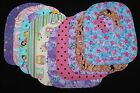 Handmade Baby Bibs S-Many Cute Prints!!!