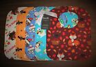 Handmade Cotton Bibs L Holiday/Seasonal Prints