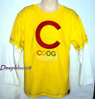 COOGI TOP SHIRT LONG SLEEVE BOYS YELLOW SZ 5 6 7 10 12 NEW