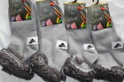 12 pairs girls grey lace socks