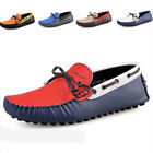 2014 Hot ! ! ! Mens Casual Shoes Cowhide Driving Moccasins Slip On Loafers-AU JR
