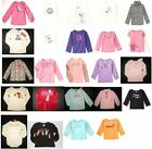 NWT Gymboree girl long sleeve top t-shirt school holiday winter autumn 6mo & up