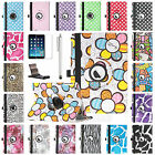 For Apple iPad MINI 1/2 360 Rotating Magnetic PU Leather Case Smart Cover Stand