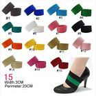 High Heels Elastic Around The Ankle Shoelaces Beam Shoelace 15 COLORS