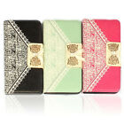 1PC Cute Flip Wallet Leather Case Cover For Samsung Galaxy I9200 Avant