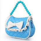 Fashion Baby Girl School Handbag Princess Shoulder Bowknot Bag Cute Design JRAU