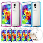 SLIM THIN METAL ALUMINUM BUMPER FRAME COVER CASE FOR SAMSUNG GALAXY S3 S4 S5