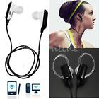 Bluetooth Handsfree Stereo Jogger Running Sport Headphones Earbuds Headset