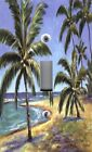 Light Switch Plate Outlet Covers BEACH DECOR ~ TROPICAL PALM TREES 01