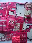 HELLO KITTY-Geburtstags-Party Range (Geschirr & Luftballons Dekorationen) Gemma