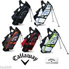 New - Callaway Golf Hyper-Lite 3 Carry/Stand Bag