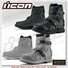 Icon Field Armor 2 D3O CE Padding Motorcycle Riding Boot