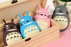 For Apple iphone5 5s 3D Cartoon Cute My Neighbor Totoro Soft Silicone Case cover