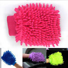 Portable Anti Scratch Household Washing Cleaning Glove Car Wash Mitt Microfiber