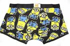 bnwt Universal Despicable Me Cartoon character mens Minions novelty boxers UK S