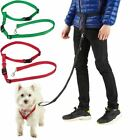 Bunty Adjustable Handsfree Hands Free Dog Running Jogging Waist Belt Lead Leash