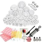CAKE DECORATING TOOLS CUPCAKE CAKE POP SUGARCRAFT FONDANT CUTTERS MODELLING SETS