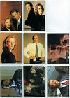 X FILES SEASON 3 PARALLEL FOIL STAMPED SINGLE CARDS