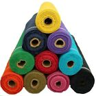 Coloured Jute Hessian - Ideal For Upholstery Fabric Craft Display Table Backdrop