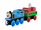 SANTA'S LITTLE ENGINE Thomas Tank ENGINE Wooden Railway Christmas NEW IN BOX