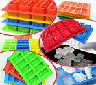 SILICONE BAKING MOULD. CHOCOLATE CAKE TOPPER BRICK ROBOT ICE MOLD CANDY COOKIES