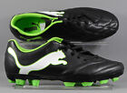 Puma (102827-02) Velize adults football boots - Black/Green