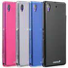 New Frosted Matte Slim TPU Gel Back Case Cover For Sony Xperia Z1S C6916 4G LTE