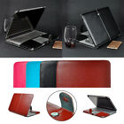 Laptop Case Pu Leather Folio Sleeve Bag For Macbook Air/Pro/Retina 11 12 13 15""