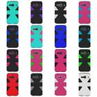 For Alcatel One Touch Evolve 2 Dual Layer Hybrid Dynamic Cover Case