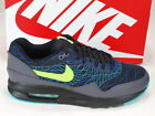 Nike Air Max Lunar1 JCRD Winter Black Flash Lime Running NSW 684494-003
